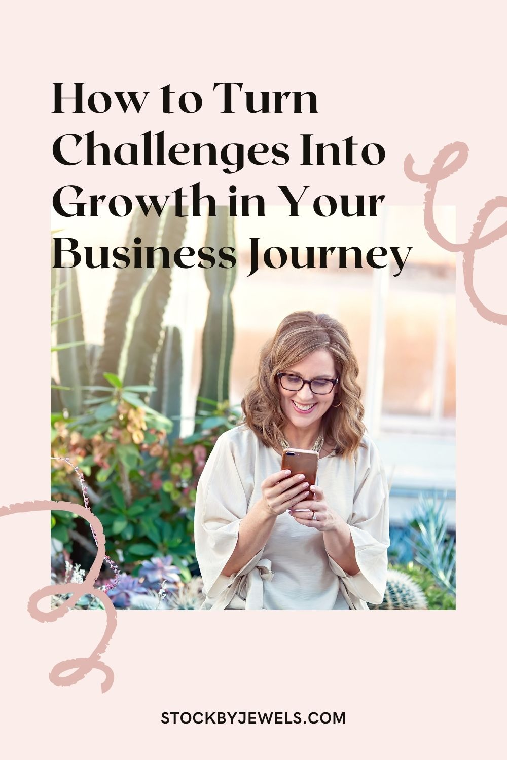 How to turn challenged into growth in your business journey